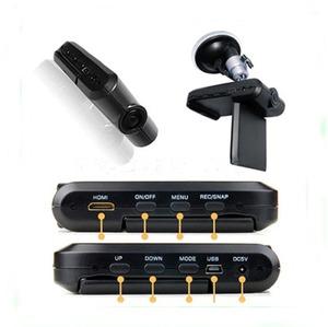 Автомобильный видеорегистратор HD720P DVR